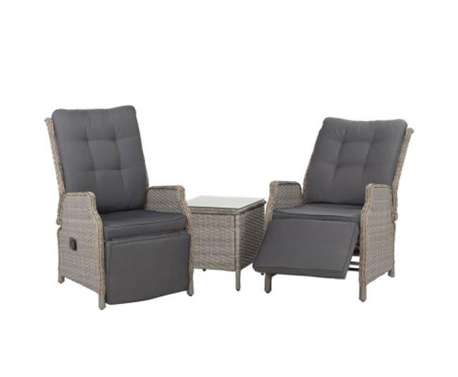 Narellan Recliner Chairs lounge Sofa Set