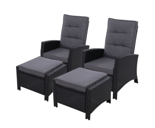 Dural 2 Sun Lounge Chair Lounger Sofa