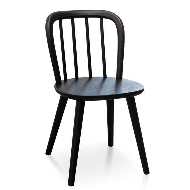 Raby Dining Chair - Black