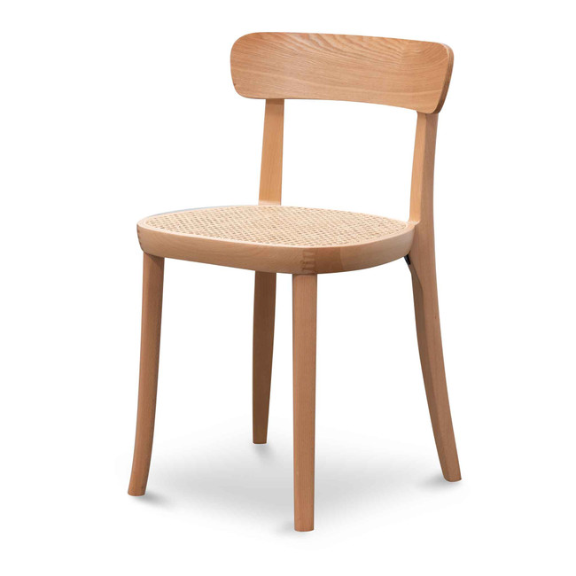 Redfern Rattan Dining Chair - Natural