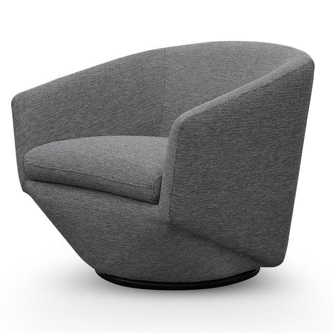 Cocoroc Graphite Grey Lounge Chair