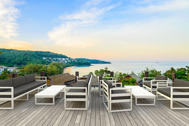 Mykonos Lounge Table XL