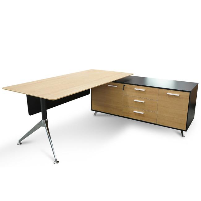 Grosvenor Right Return Executive Desk