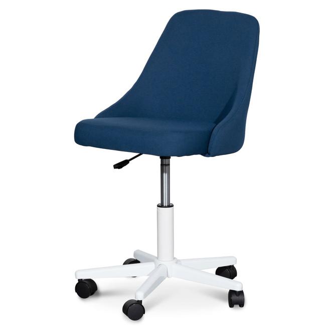 WoollahraSpace Blue Fabric Office Chair