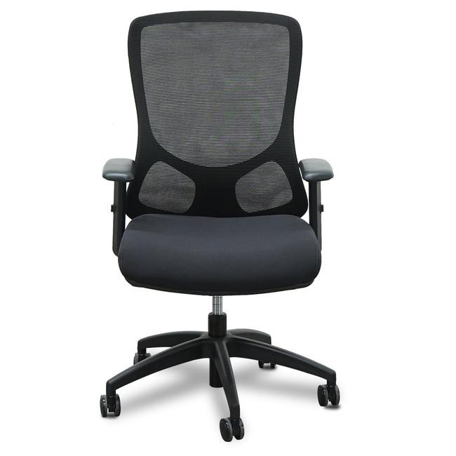 Carlton Black Mesh Office Chair
