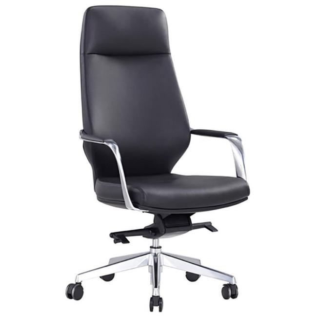 Euclid Black High Back Executive Office Chair
