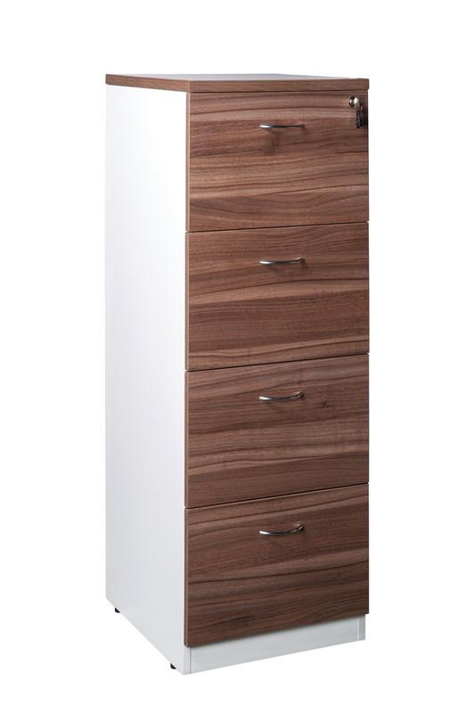 Primo 4 Drawer Filing Cabinet