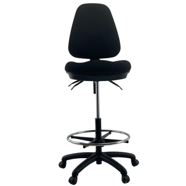Michel High Back Drafting Chair