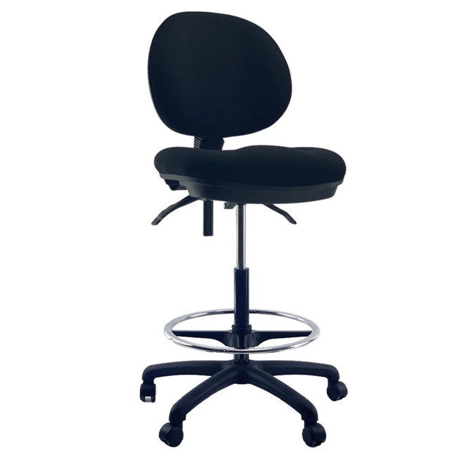 Iger Medium Back Drafting Chair