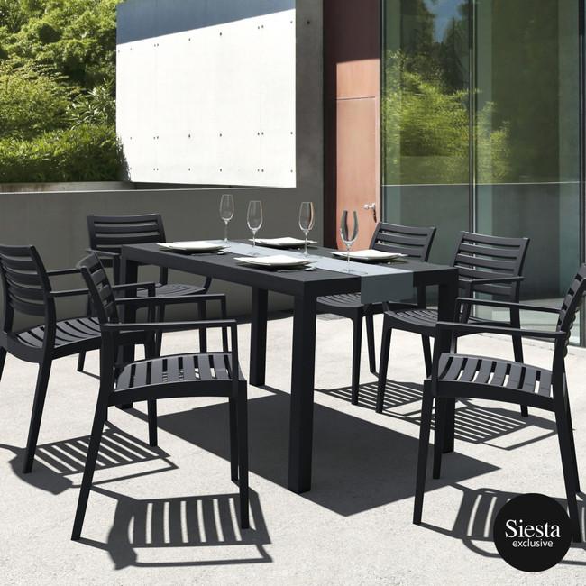 Artemis 7 Piece Outdoor Patio Dining Setting