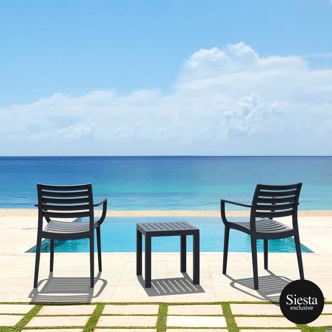 3 Piece Pool Side Setting with Artemis Armchair