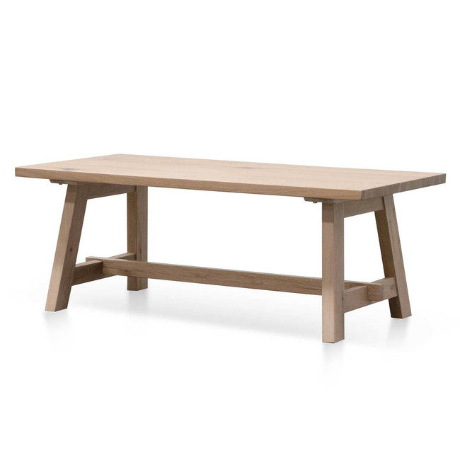 Adavale 1.2m Wooden Coffee Table
