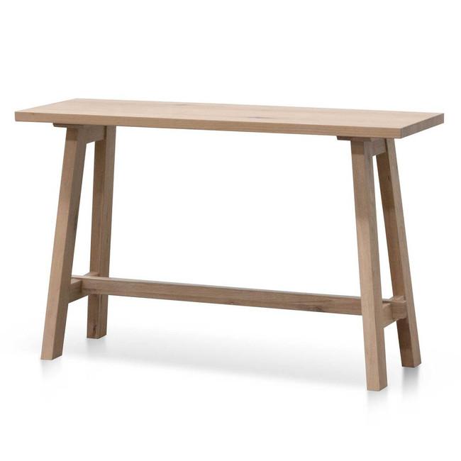 Alva 1.2m Wooden Console Table