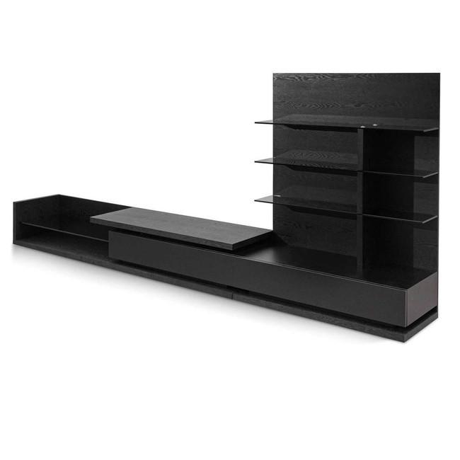 Coralie TV Unit With Shelves