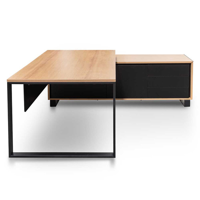 Eidsvold 2.3m Right Return Office Desk