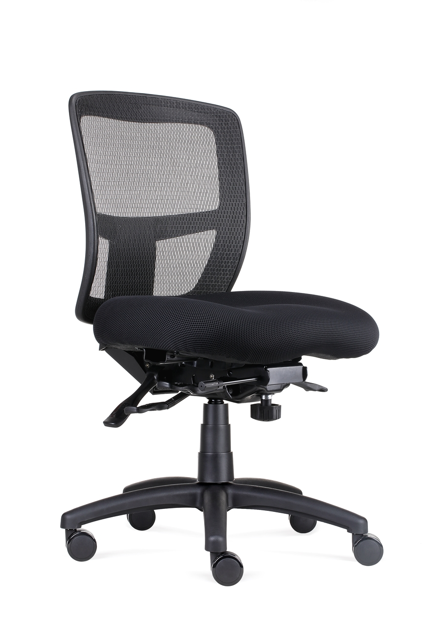 4e8d1922e22 Ergo Task Promesh Heavy Duty Chair - Black - Urban Hyve