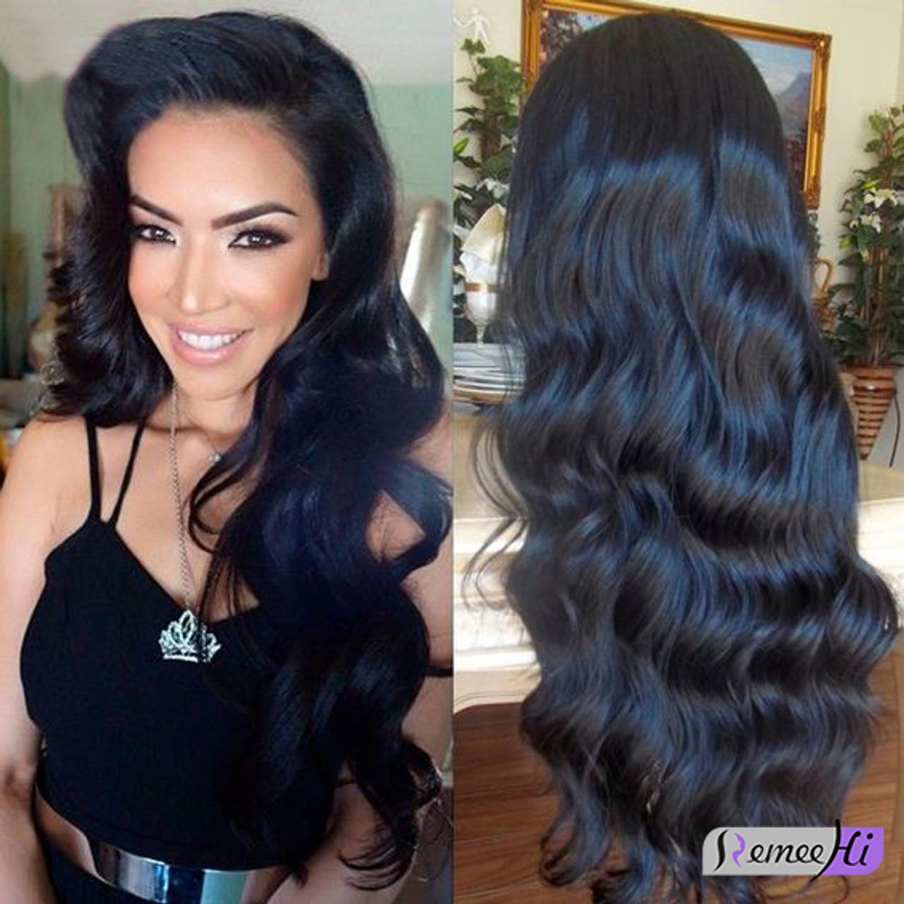 Remeehi New Wave Indian virgin hair full