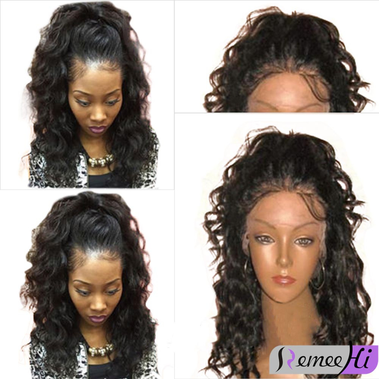Remeehi 100% Indian Remy Human Hair Body