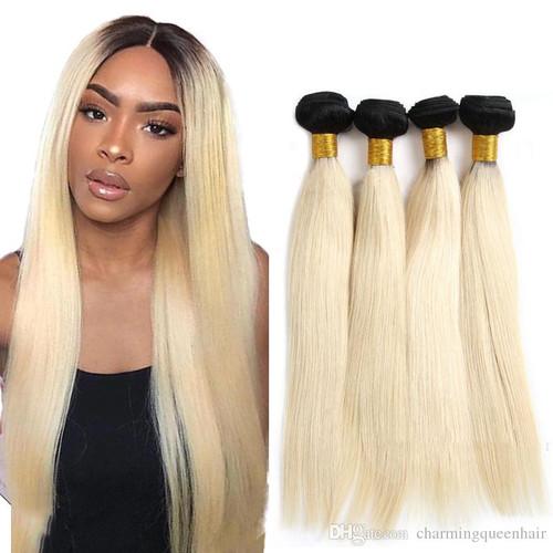 Remeehi 16 26 100 Human Hair Extensions Straight Human Hair Weft Hair Weaving 100g