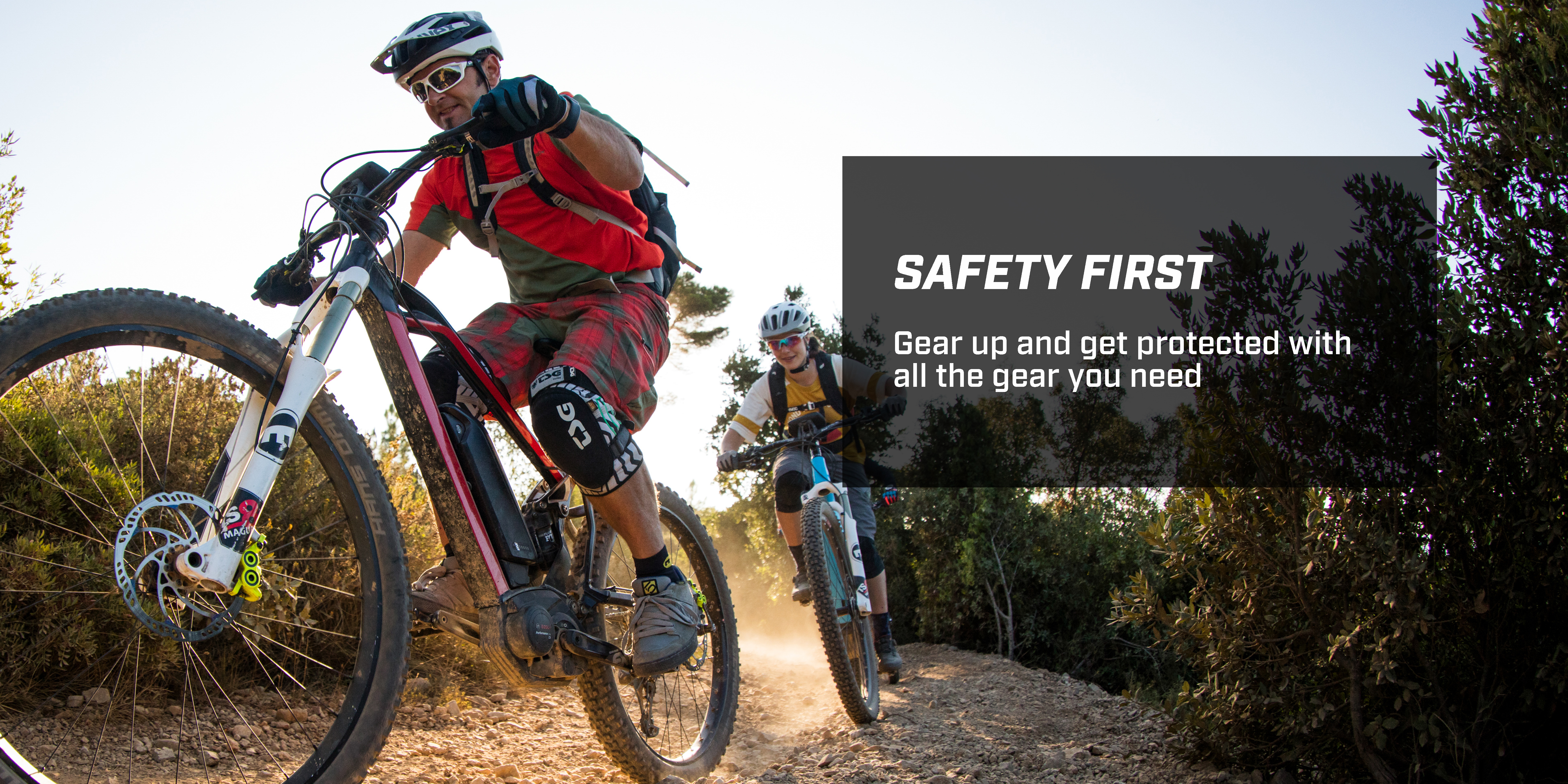 Click to see the latest bicycle protective gear