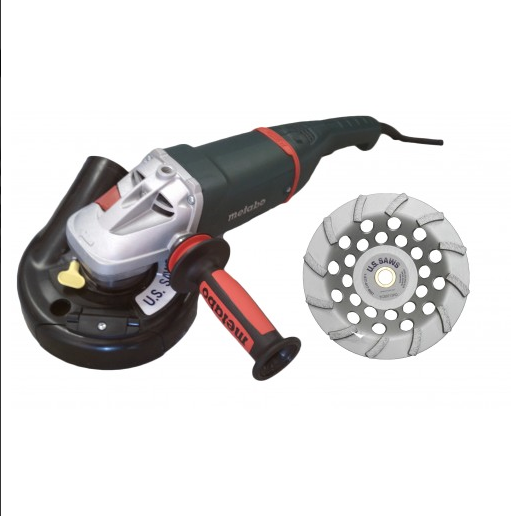 Us Saws 7 Economy Grinder Vac Assembly