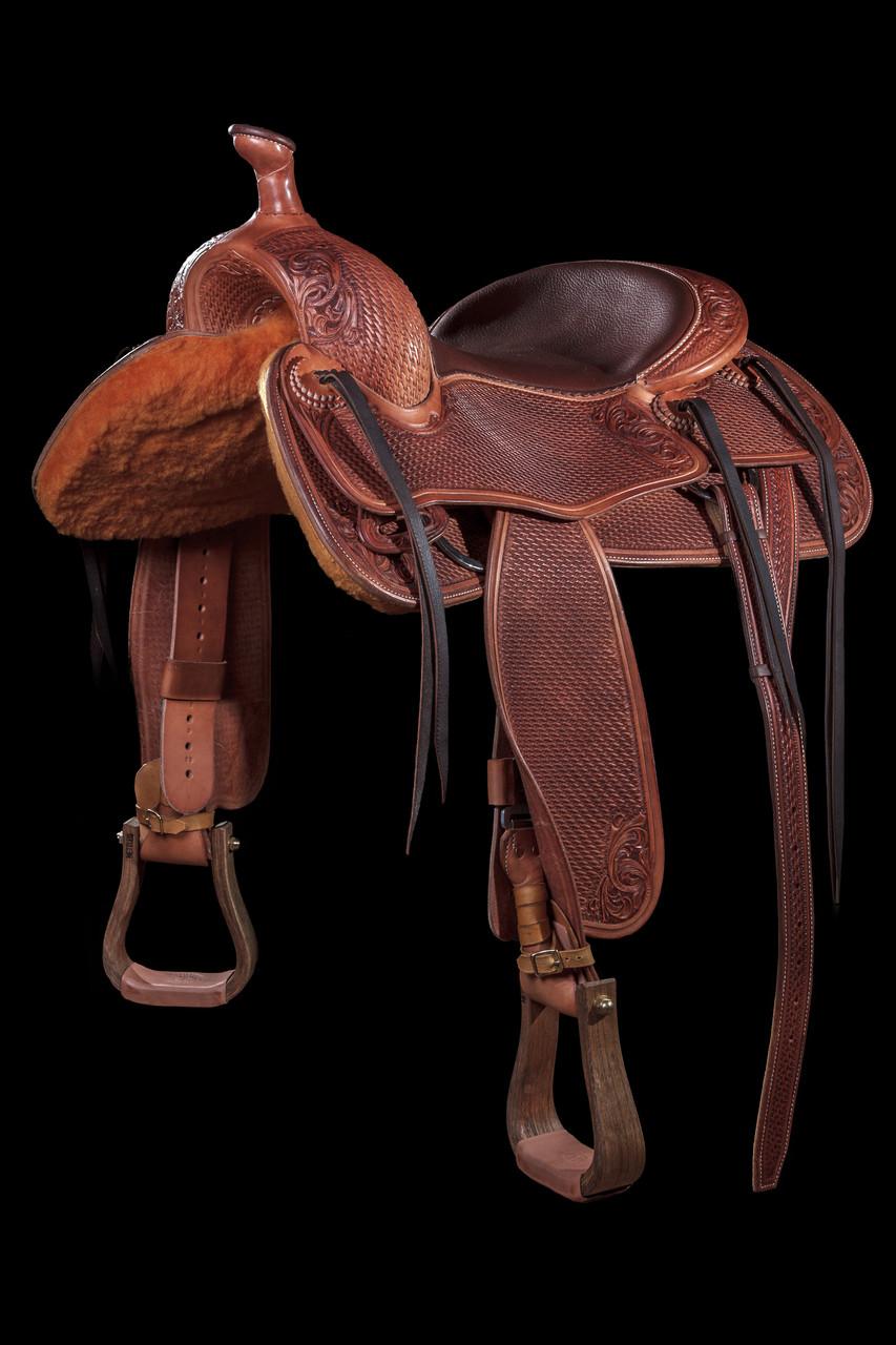Custom Ranch Rider/Cow Horse Saddle