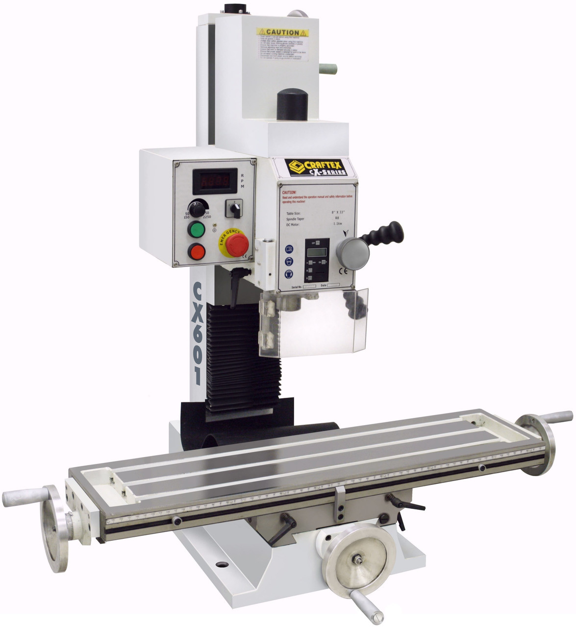 Milling Machine For Sale >> Buy Milling Machine With Digital Readout At Busy Bee Tools