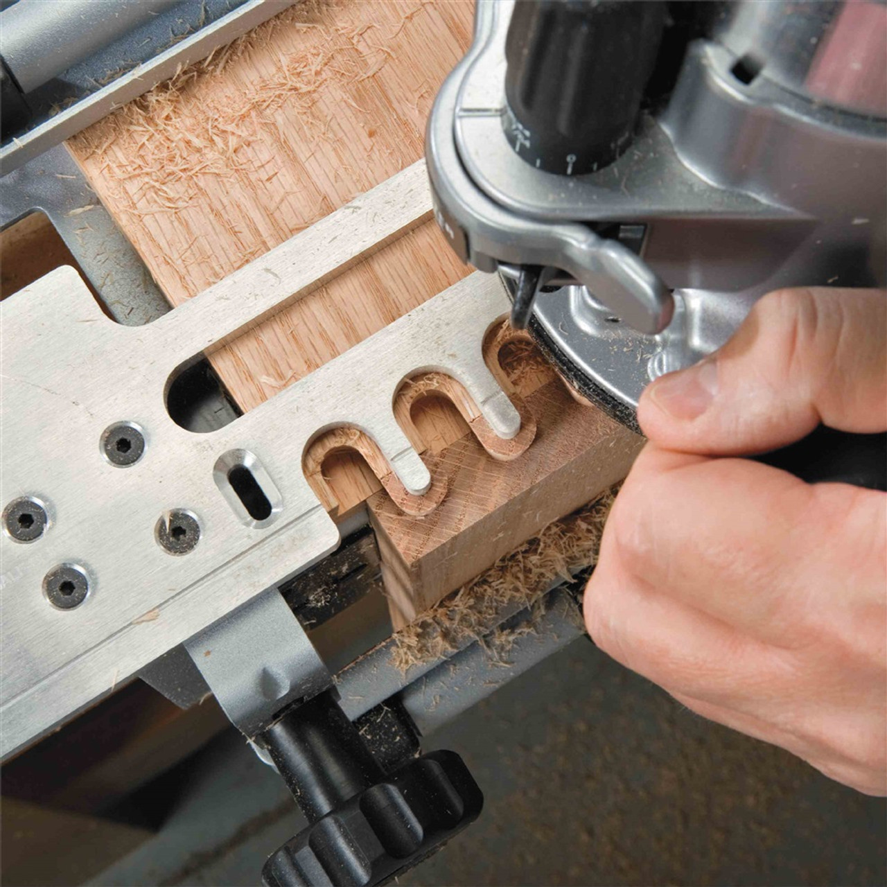 Porter Cable 4213 Template   Super Dovetail Jig Kit Porter Cable