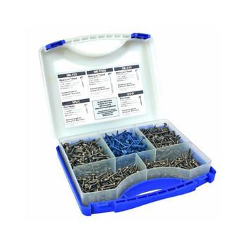 """Pack of 500 for sale online Kreg 1/"""" #8 Zinc Pocket Hole Screw"""