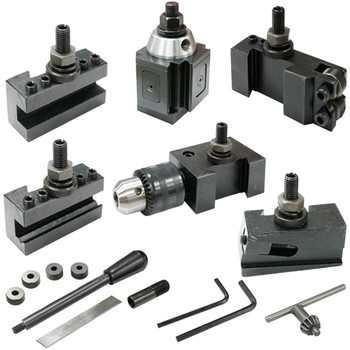 Buy Tool Post Quick Change For Mini Lathe at Busy Bee Tools