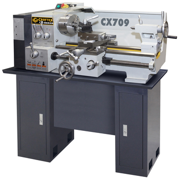 Buy Metal Lathe 12in  X28in  With Digital Readout at Busy