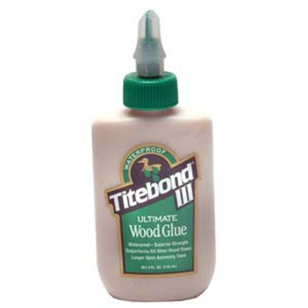 GLUE TITEBOND III ULTIMATE 4 OZ