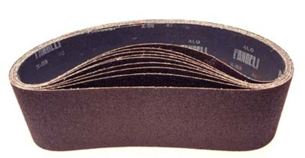 SANDING BELT 4IN. X 36IN. 80 GRIT