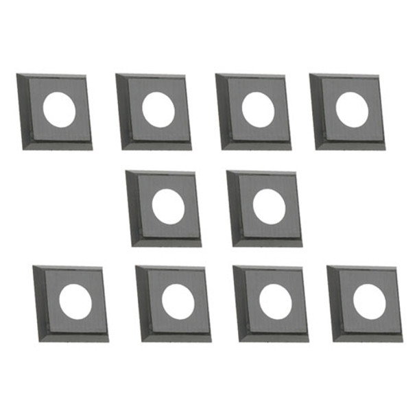 SPIRAL CUTTER HEAD REPLACEMENT KIT 10PC