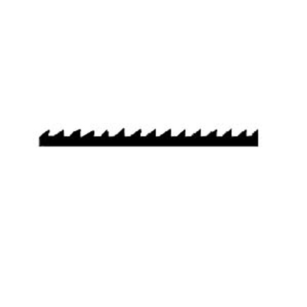 SCROLL SAW BLADE PGT 5IN. 12TPI 6PCPK