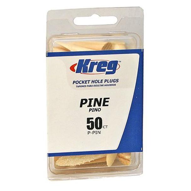 PINE PLUGS 50 COUNT KREG