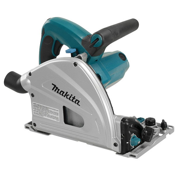CIRCULAR PLUNGE SAW 6.5IN. WITH 55IN. TRACK
