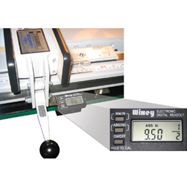 DIGITAL FENCE READOUT WIXEY