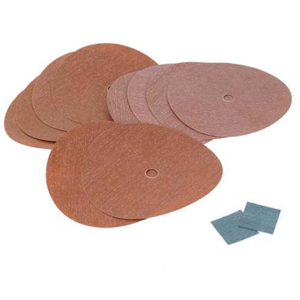 ABRASIVE KIT FINE FOR WS3000 AND WS2000