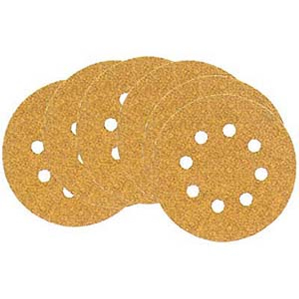 DISC SANDING 10/PK 5IN. X 150G H AND L