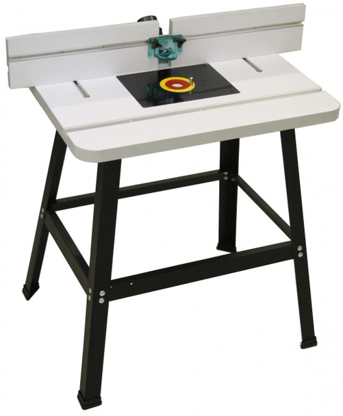 ROUTER TABLE W/STAND AND FENCE