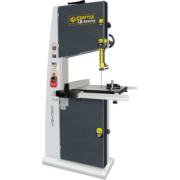 VERTICAL WOOD/METAL BANDSAW 18IN. CX SERIES CX101
