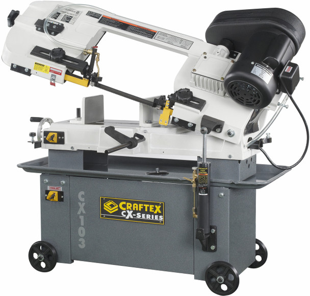 METAL BAND SAW 7IN. X 12IN. CRAFTEX CX SERIE