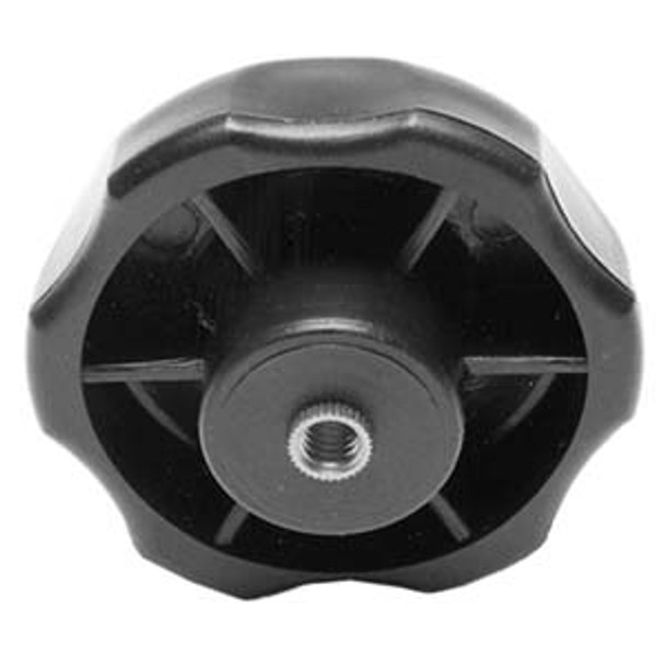 KNOB STAR 2 1/4IN. X5/16IN. X18TPI THRU HOLE