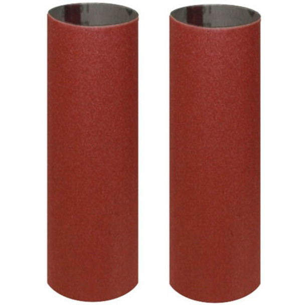 SANDING SLEEVE 2IN. X5 1/2IN. X120G 2PC PK