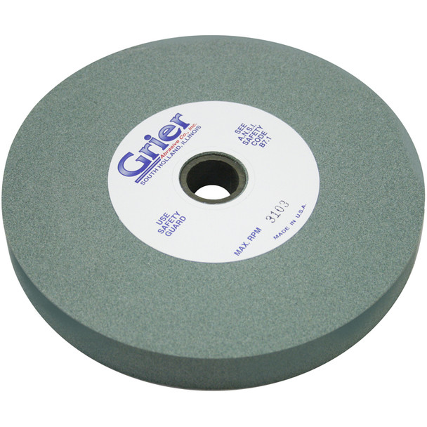 GRINDING STONE 8IN. X 1IN. GC CW BUSHING