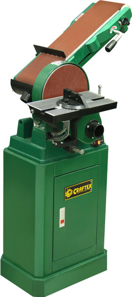 SANDER 6IN X 9IN BELT DISC CRAFTEX
