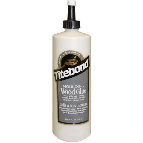 WOOD MOULDING GLUE 16OZ TITEBOND