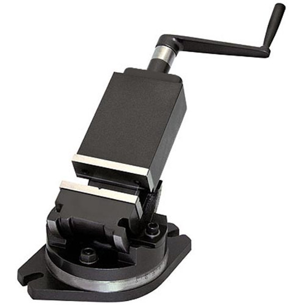 VISE PRECISION TILTING AND SWIVELING