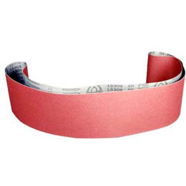 SANDING BELT 6IN. X48IN. 80G FOR METAL ZIRC.